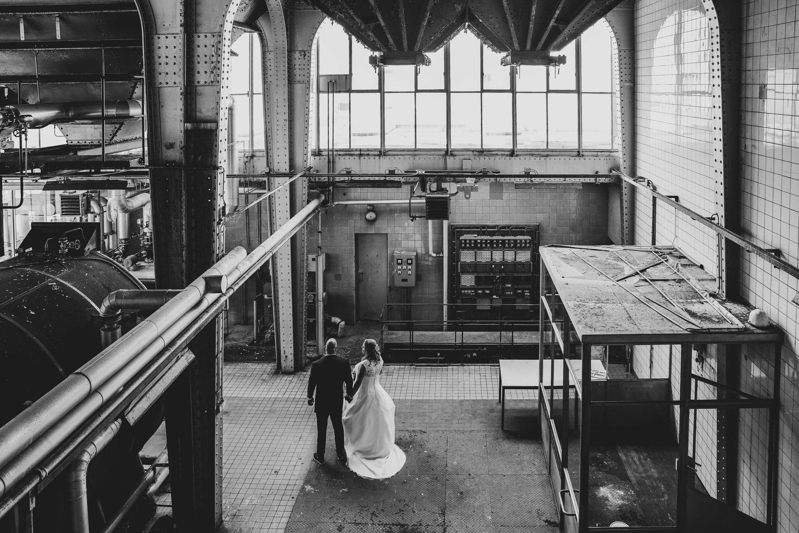 Wedding Van Nelle Fabriek