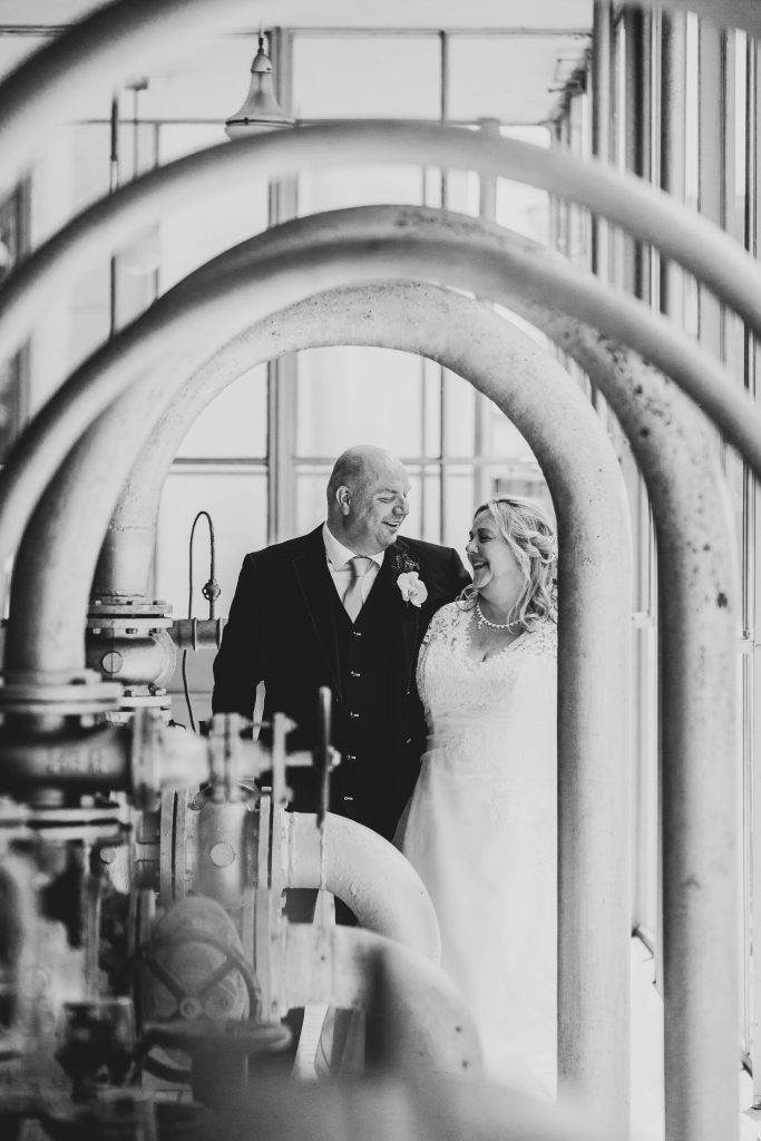 Wedding Van Nelle Fabriek Rotterdam