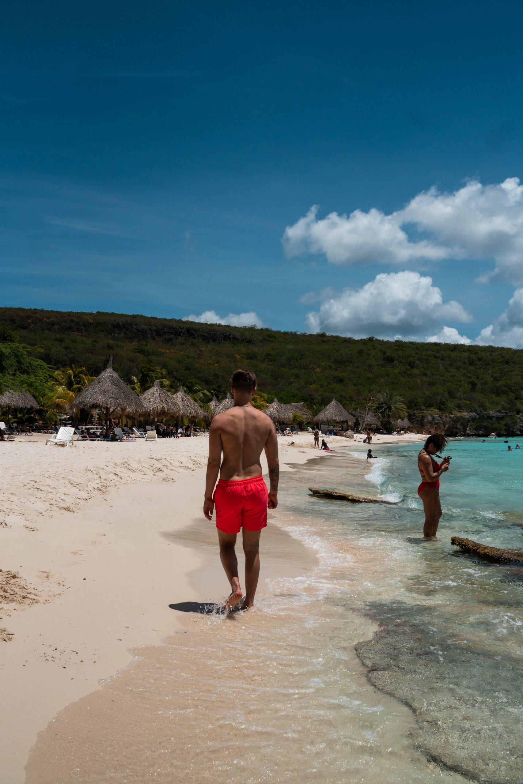 Cas Abao beach